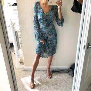 DIANE vonFURSTENBURG 100% Silk Dress